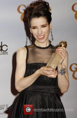 Sally Hawkins 66th Annual Golden Globe Awards 2008 - Press Room held at the Beverly Hilton Hotel Los Angeles, California...