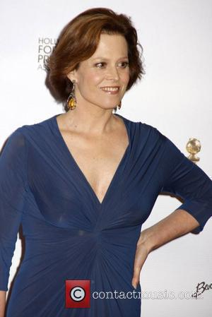 Sigourney Weaver 66th Annual Golden Globe Awards 2008 - Press Room held at the Beverly Hilton Hotel Los Angeles, California...