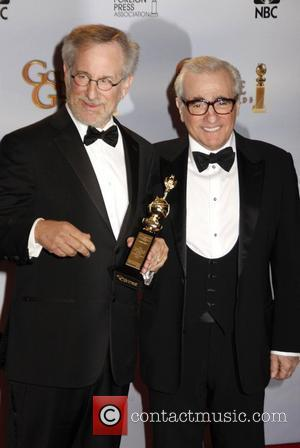 Steven Spielberg and Martin Scorsese