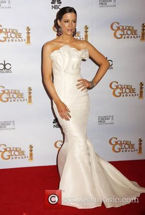 Kate Beckinsale 66th Annual Golden Globe Awards 2008 - Press Room held at the Beverly Hilton Hotel Los Angeles, California...