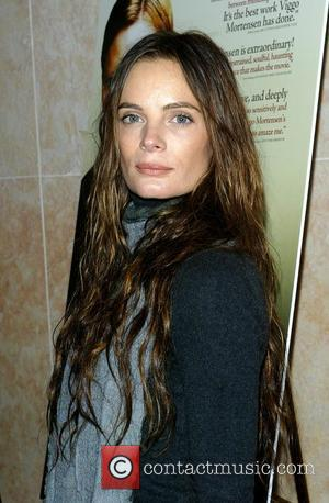 Gabrielle Anwar New York Premiere of 'Good' at The Museum of Jewish Heritage New York City, USA - 11.12.08