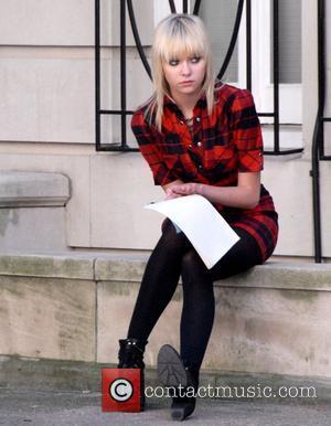 Taylor Momsen Beats 'Life-threatening' Throat Infecion