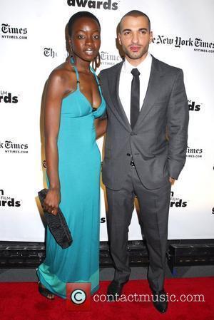 Danai Gurira and Haaz Sleiman 18th Annual Gotham Independent Film Awards - Arrivals New York City, USA - 02.12.08