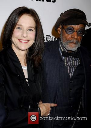 Debra Winger and Melvin Van Peebles