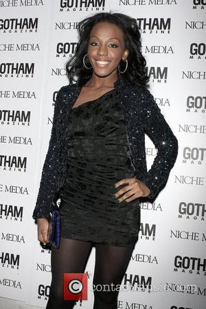 Dawn Richard Beyonce hosts Gotham Magazine's Gala at Espace New York City, USA - 18.11.08