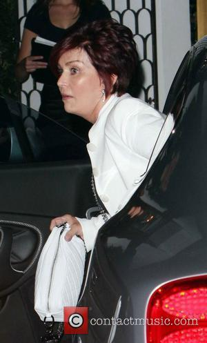 Sharon Osbourne The GQ Awards held at Cecconi's Restaurant Hollywood, Los Angeles - 06.04.09