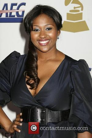 Jazmine Sullivan The GRAMMY nominations concerts live, Celebrating the grand opening of the Grammy museum in Los Angeles - Arrivals...