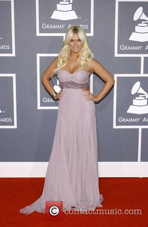 Brooke Hogan 51st Annual Grammy Awards held at the Staples Center - Red carpet arrivals Los Angeles, California - 08.02.09