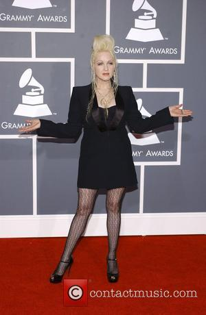 Cyndi Lauper 51st Annual Grammy Awards held at the Staples Center - Red carpet arrivals Los Angeles, California - 08.02.09