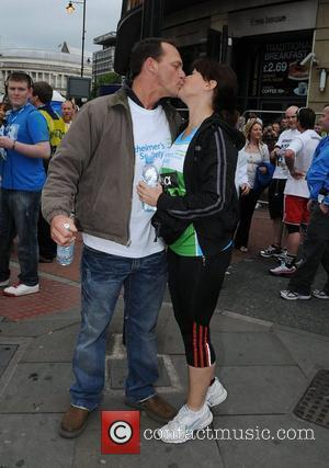Perry Fenwick and Angela Lonsdale Bupa Great Manchester Run Manchester, England - 17.05.09