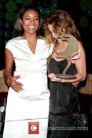 Gabrielle Union and Josie Maran