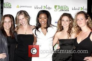 Guest, Gabrielle Union and Josie Maran