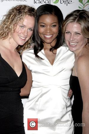 Heather Stephenson and Gabrielle Union