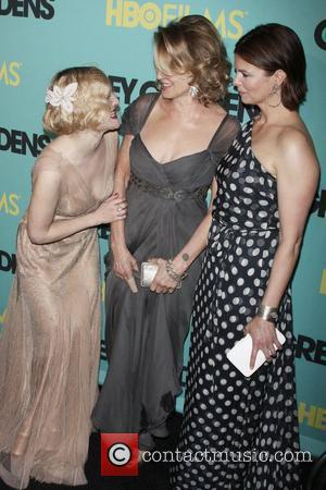 Drew Barrymore, Jeanne Tripplehorn and Jessica Lange
