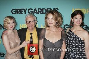 Drew Barrymore, Albert Maysles, Jeanne Tripplehorn and Jessica Lange