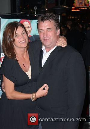Daniel Baldwin and Guest Los Angeles Premiere of HBO Films 'Grey Gardens' held at Grauman's Chinese Theater - Arrivals Los...
