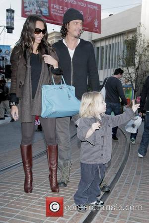 Vicky Karayiannis and Chris Cornell
