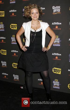 Lauren Storm Best Buy Presents 'Guitar Hero World Tour' VIP Launch Event West Hollywood, California - 25.10.08