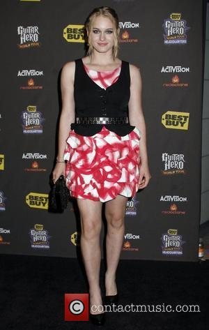 Leven Rambin Best Buy Presents 'Guitar Hero World Tour' VIP Launch Event West Hollywood, California - 25.10.08