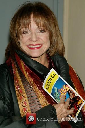 Valerie Harper Opening Night performance of 'Guys and Dolls' at the Nederlander Theatre - arrivals. New York City, USA -...