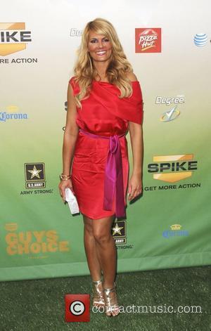 Courtney Hansen Spike TV's Guys Choice Awards held at Sony Studios Los Angeles, California - 30.05.09