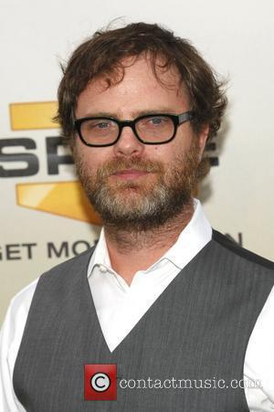 Rainn Wilson Spike TV's Guys Choice Awards held at Sony Studios Los Angeles, California - 30.05.09