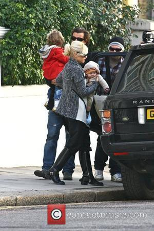 Stefani's Kids Clothes Withdrawn Over Choke Fears