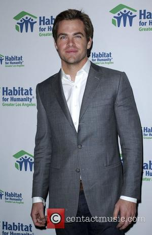 Chris Pine Habitat for Humanity of Greater Los Angeles honor the Schwarzenegger family with The Family Visionary Award at the...
