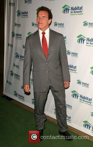 Arnold Schwarzenegger Habitat for Humanity of Greater Los Angeles honor the Schwarzenegger family with The Family Visionary Award at the...