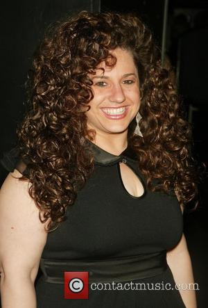 Marissa Jaret Winokur After Party for the Final Performance of the Broadway Musical Hairspray held at Arena - Arrivals New...