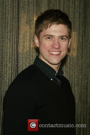 Aaron Tveit After Party for the Final Performance of the Broadway Musical Hairspray held at Arena - Arrivals New York...
