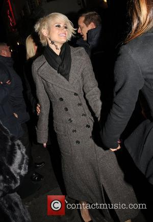 Kimberly Wyatt of the Pussycat Dolls leaving the Carnaby Hotel  London, England - 11.12.08