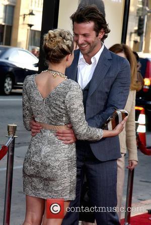 Kristen Bell and Bradley Cooper