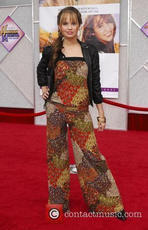 Debby Ryan World Premiere of Walt Disney Pictures 'Hanna Montana The Movie' held at the El Capitan Theatre - Arrivals...