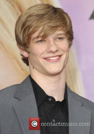 Lucas Till and Walt Disney