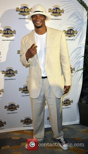 Damon Wayans at the Seminole Hard Rock Hotel and Casino Hollywood, Florida - 25.01.09