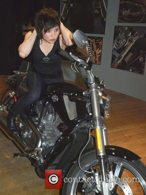 Sisely Treasure, Shiny Toy Guns and Harley-Davidson