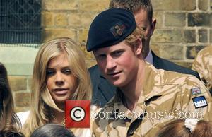 File Photo and Prince Harry