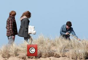 Rupert Grint, Emma Watson, Harry Potter, Daniel Radcliffe and Ron Weasley