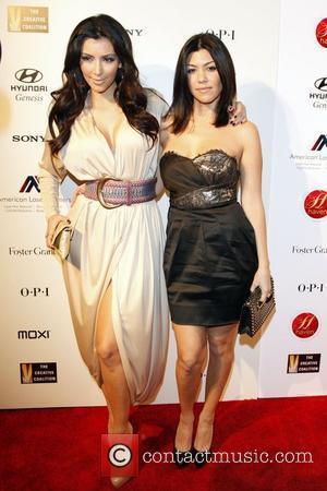Kim Kardashian and Jamie Kennedy