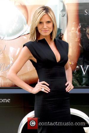 Heidi Klum and Victoria's Secret