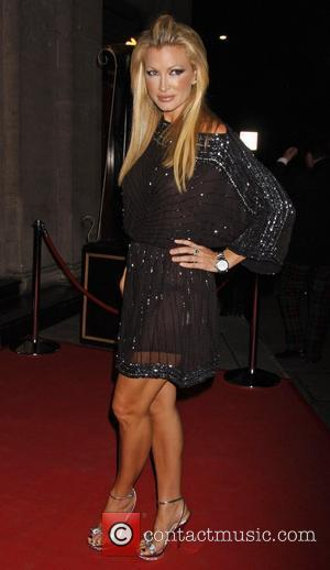 Caprice Bourret Capital Help a London Child held at the Grosvener Hotel - arrivals London, England - 03.10.08