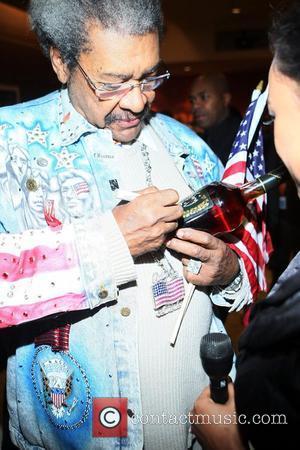 Don King The Hip Hop Inauguration Ball held at the Harman Center for the Arts Washington, DC, USA - 19.01.09