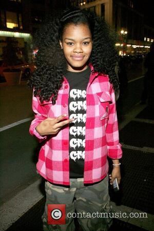 Teyana Taylor Hennessy Artistry Finale at Gotham Hall - Outside Arrivals New York City, USA - 15.10.08