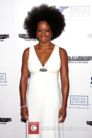 Monique Coleman 2009 Hero awards held at the Universal Backlot  Los Angeles, California - 29.05.09