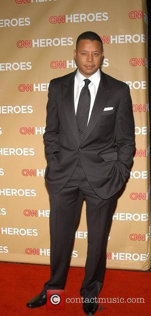 Terrence Howard CNN Heroes: An All-Star Tribute held at the Kodak Theatre - Arrivals Hollywood, California - 22.11.08