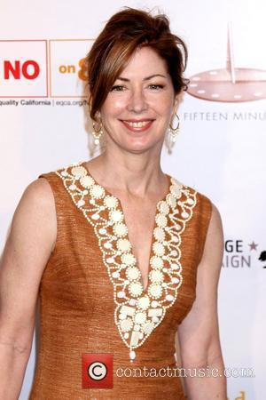 Dana Delany The Heroes and History Makers Gala to benefit the fight against prop 8 hosted by the Love Honor...