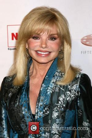 Loni Anderson The Heroes and History Makers Gala to benefit the fight against prop 8 hosted by the Love Honor...