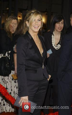 Jennifer Aniston, Grauman's Chinese Theatre