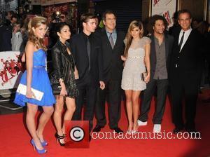 Jemma Mckenzie-brown, Ashley Tisdale and Zac Efron